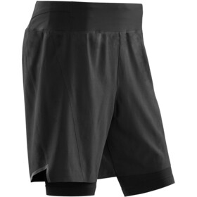 cep Run 2in1 Shorts 3.0 Miehet, black/black